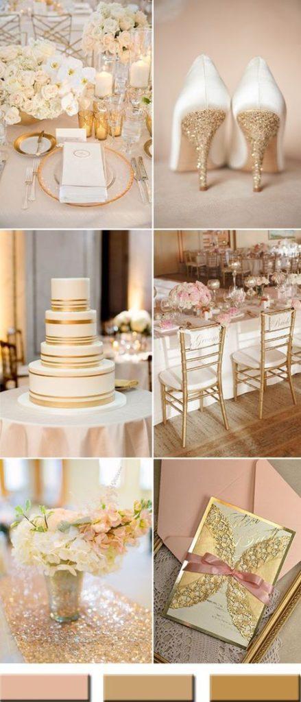 Tendencias de colores para bodas 2018 - The Signature Co. | Wedding ...