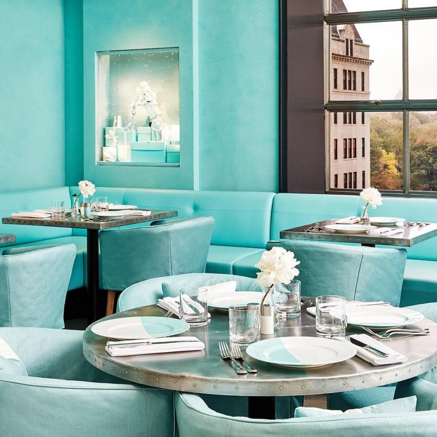 Ya puedes desayunar en Tiffany\'s tal y como en la película! - The ...
